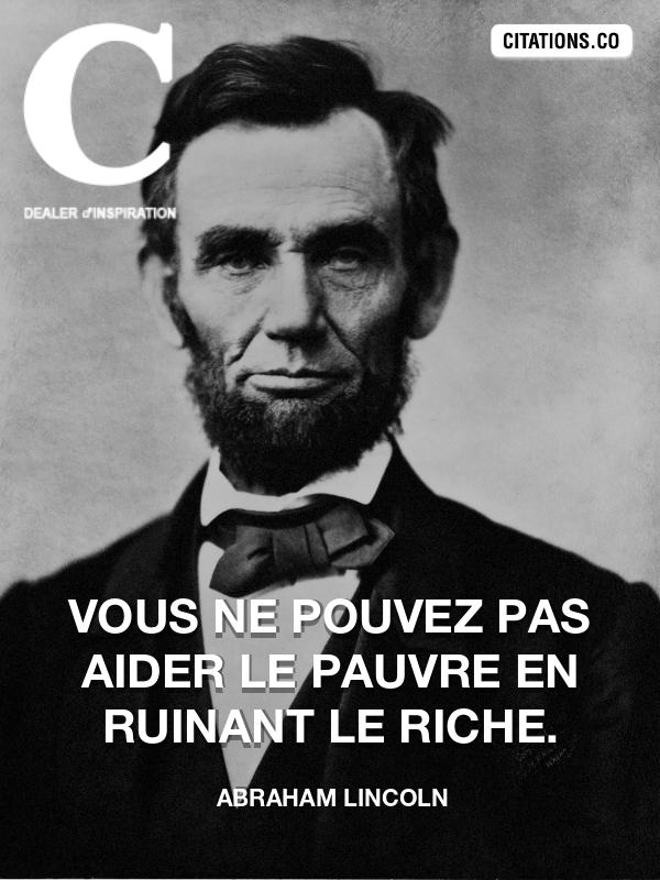 Citation de Abraham Lincoln-5ae54347b9195