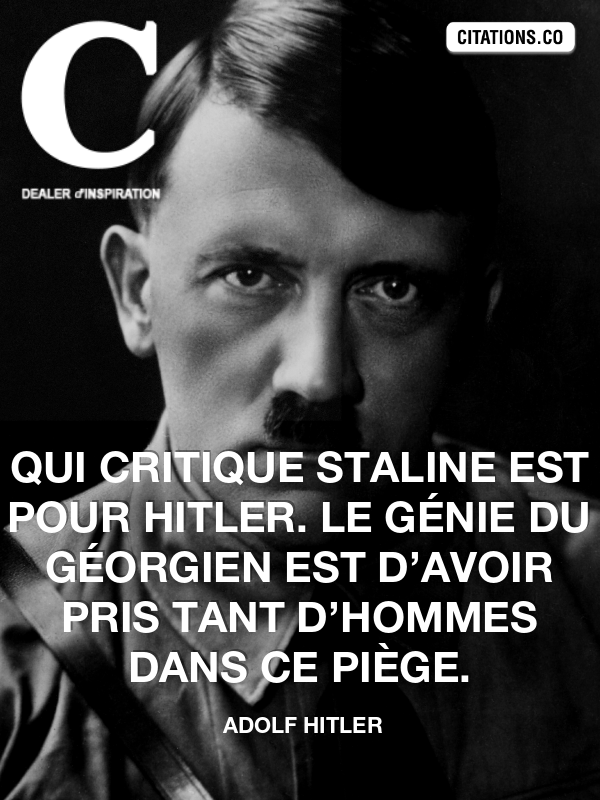 Citation de Adolf Hitler-15022560