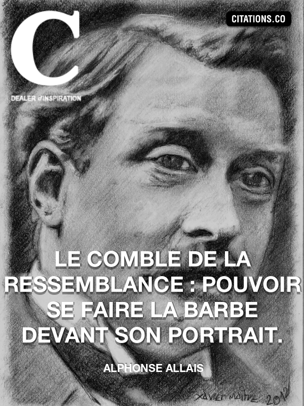 Citation de Alphonse Allais-5aae7ef15f258