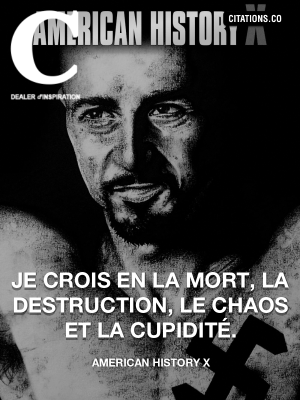 Citation de American History X-5ab23b355a8dc