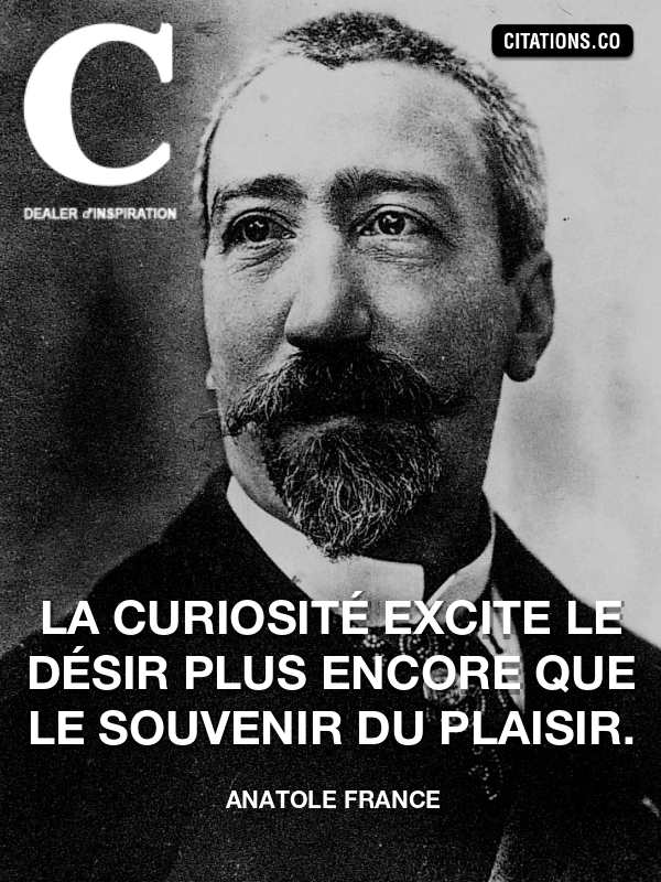 Citation de Anatole France-5a5a5733c9a94
