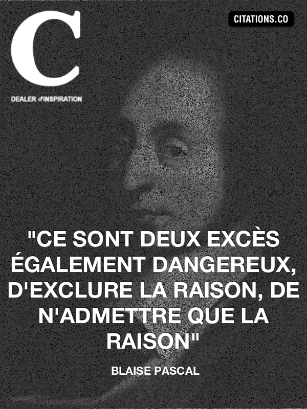 Citation de Blaise Pascal-30948960
