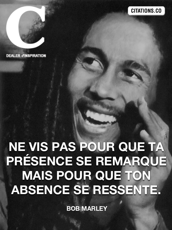 Citation de Bob Marley-5b17e8e231cbe