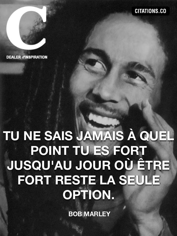 Citation De Bob Marley Citation N 8404