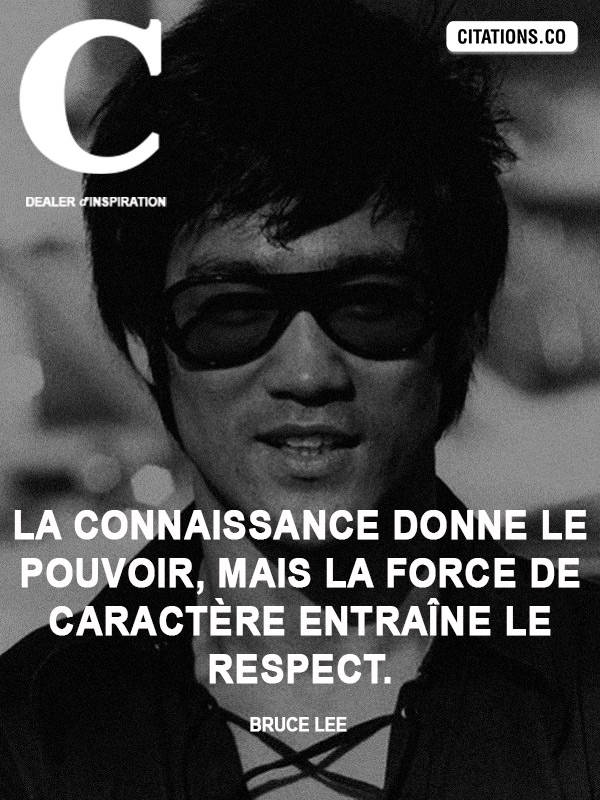 Citation de Bruce Lee-72153