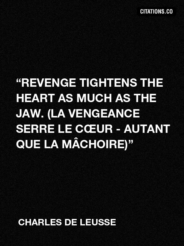 Citation De Charles De Leusse Citation N 2803