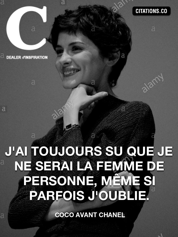 Citation de Coco Avant Chanel-5a3c12c318760