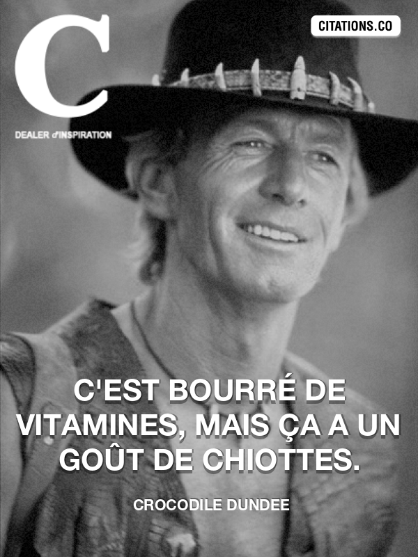 Citation de Crocodile Dundee-5abe0aa781727