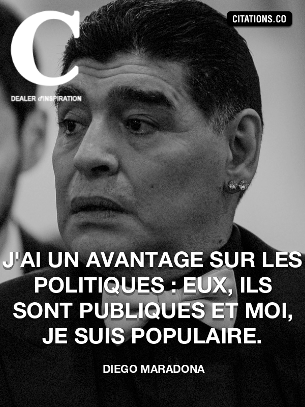 Citation de Diego Maradona-5b3754a6cd6c8