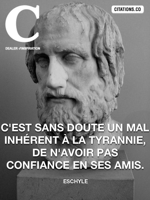 Citation De Eschyle Citation N 8245