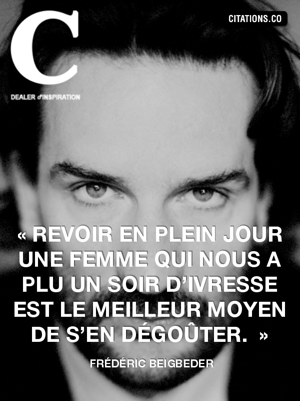 Citation de Frédéric Beigbeder-718742