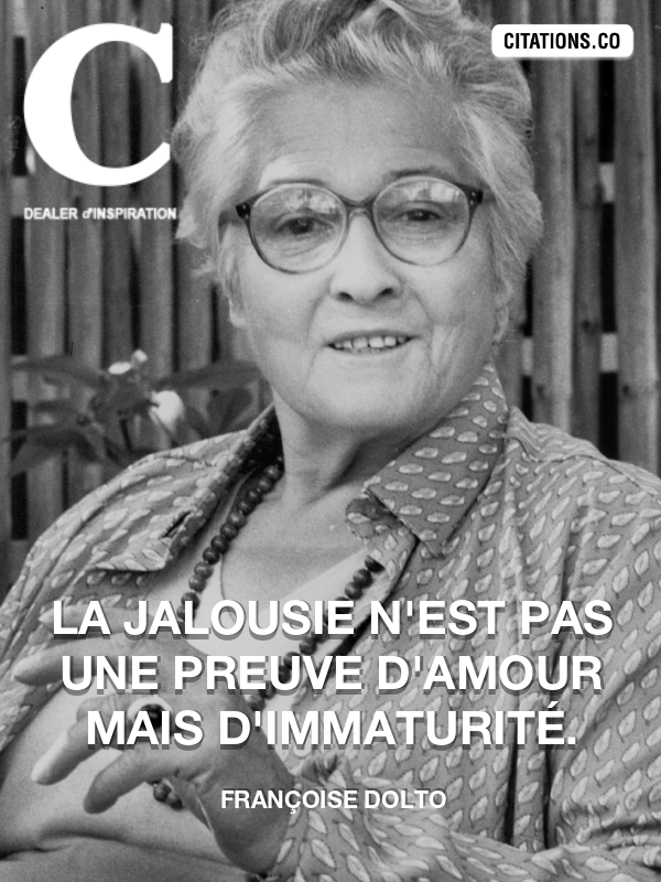 Citation de Françoise Dolto