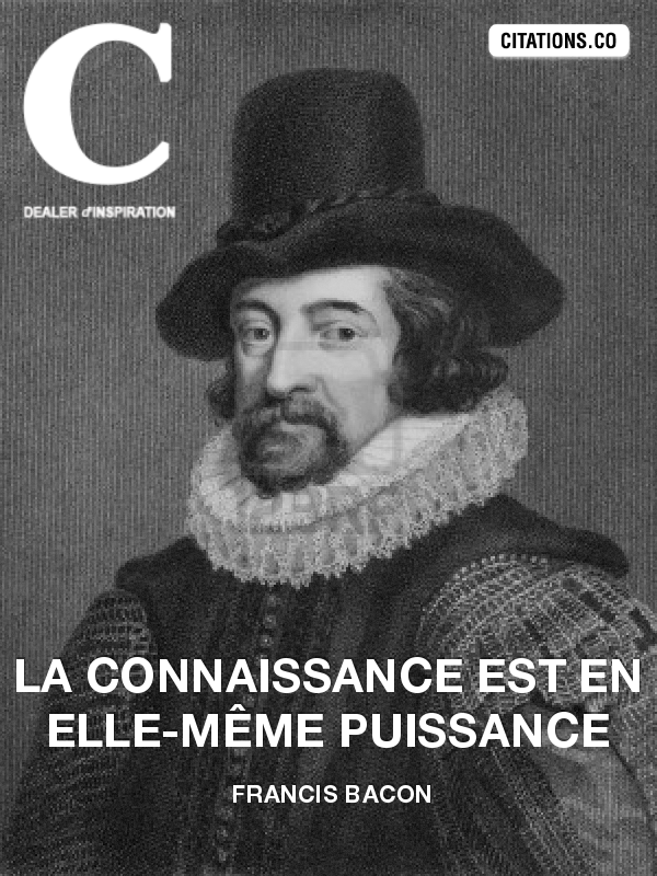 Citation de Francis Bacon-18637344