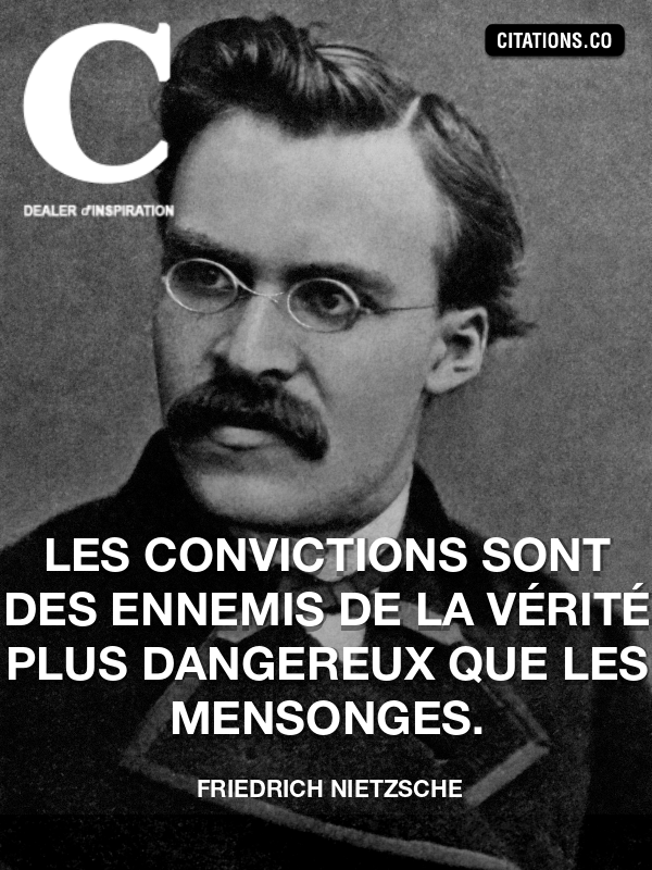 Citation de Friedrich Nietzsche