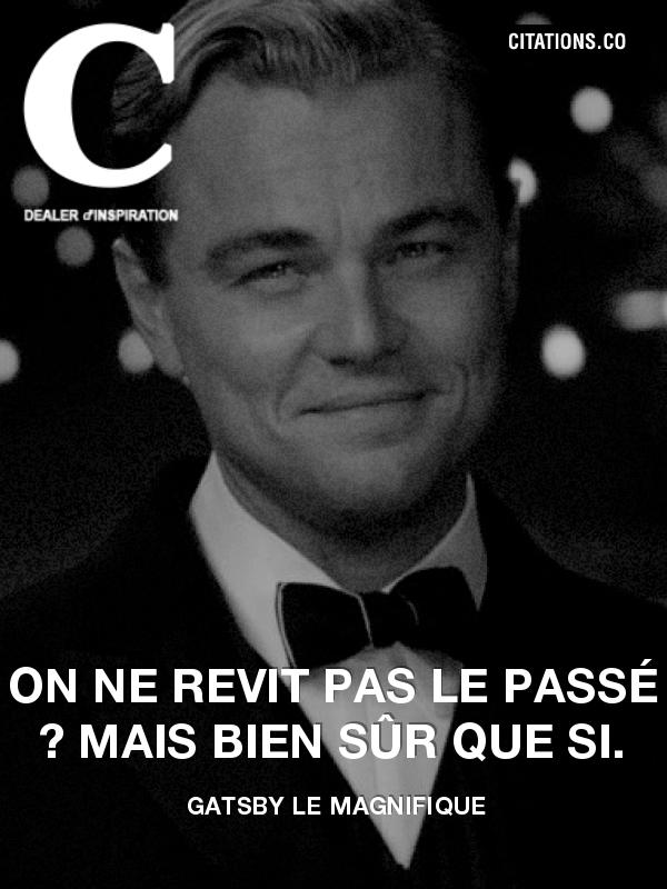 Citation De Gatsby Le Magnifique Citation N 537
