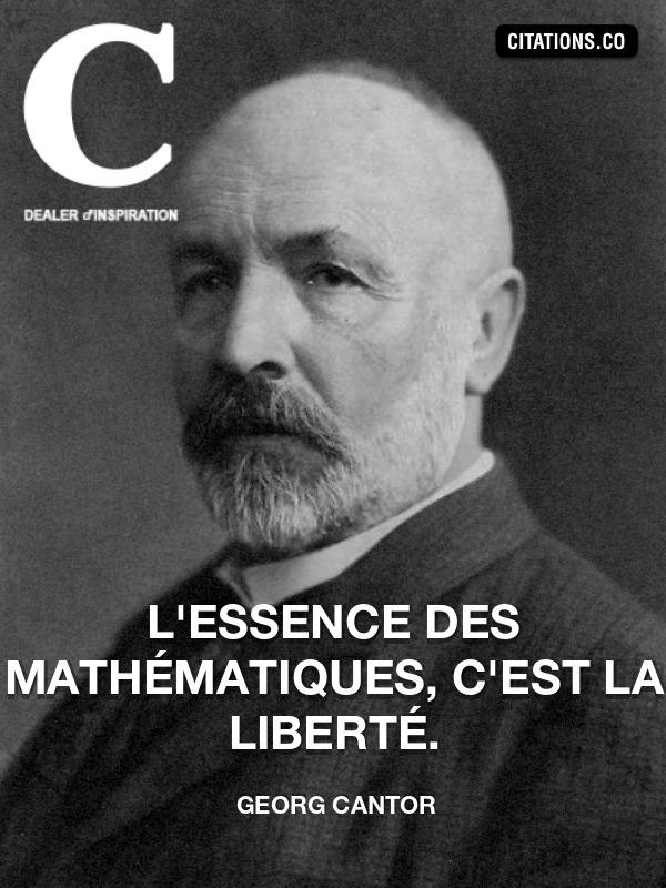 Citation de Georg Cantor-59fcfa6d1200c