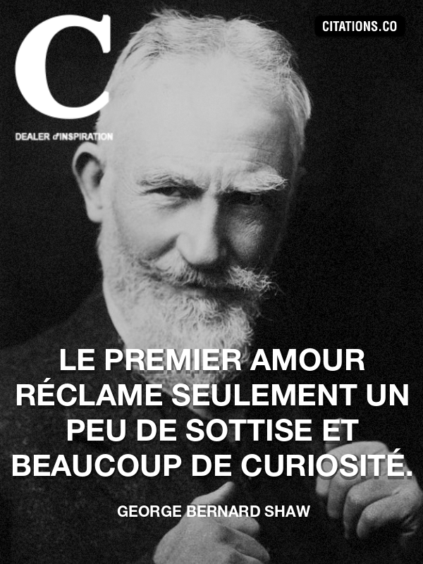 Citation de George Bernard Shaw-5a8d8971b3a15