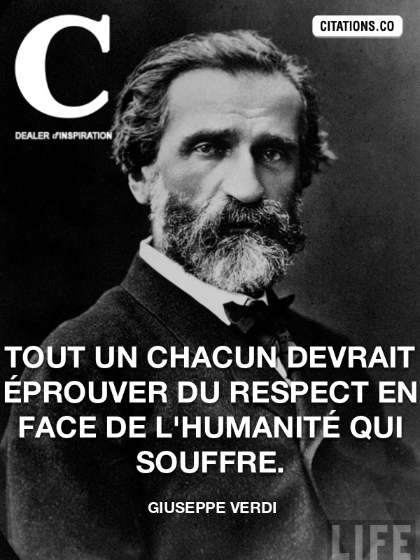 Citation de Giuseppe Verdi-5a1985739a645