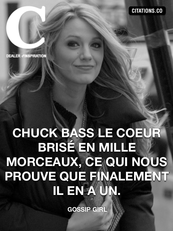 Citation de Gossip Girl-5a4ddf0516d9a