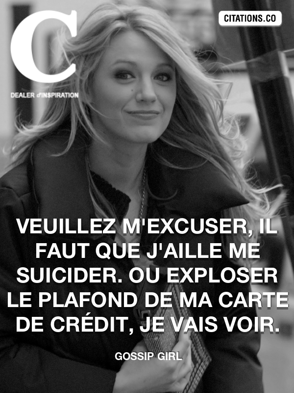 Citation de Gossip Girl-5a5f0287ef11b