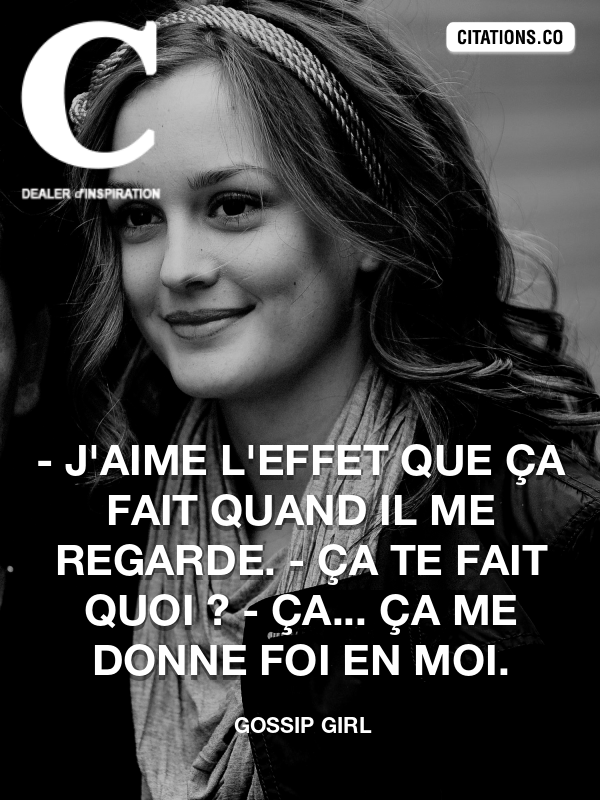 Citation de Gossip Girl-5afe79f983a35