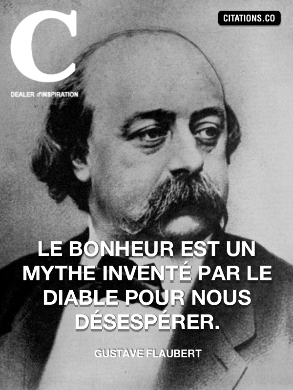 Citation De Gustave Flaubert Citation N 11198