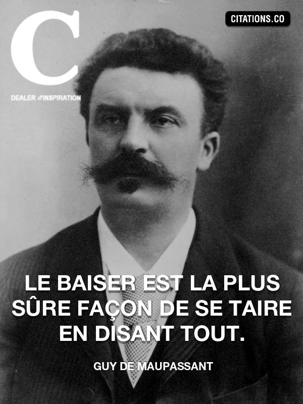 Citation De Guy De Maupassant Citation N 9927