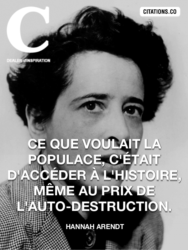 Citation de Hannah Arendt-5a4ece1307767