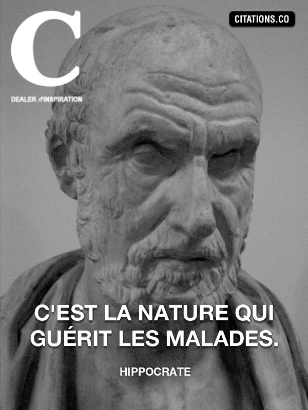 Citations Hippocrate Recherche De Citations Phrase Cultes