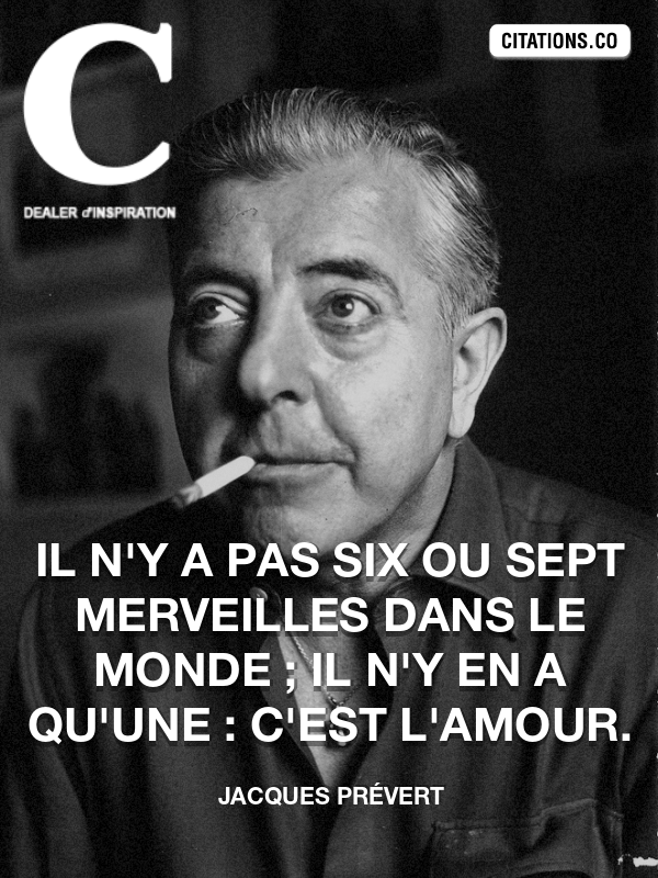 Citation de Jacques Prévert-5aae46b2c32a9