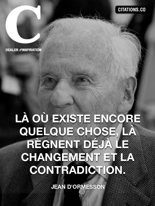 Citation De Jean D Ormesson Citation N 5698
