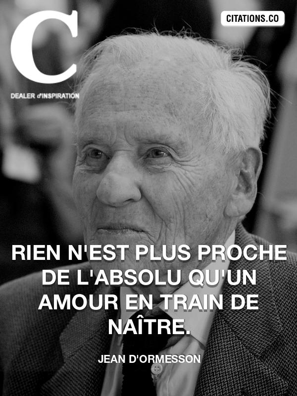 Citation De Jean D Ormesson Citation N 9923
