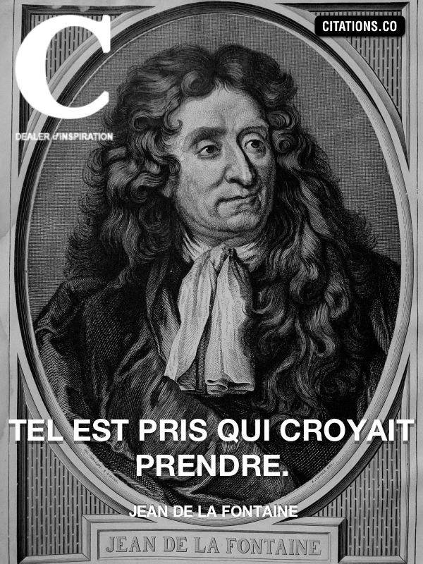 Citation de Jean De La Fontaine-5a1f905212fdc