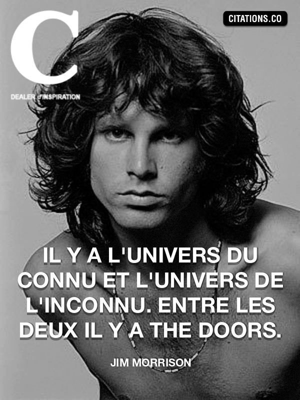 Citation de Jim Morrison-5b1410822a086