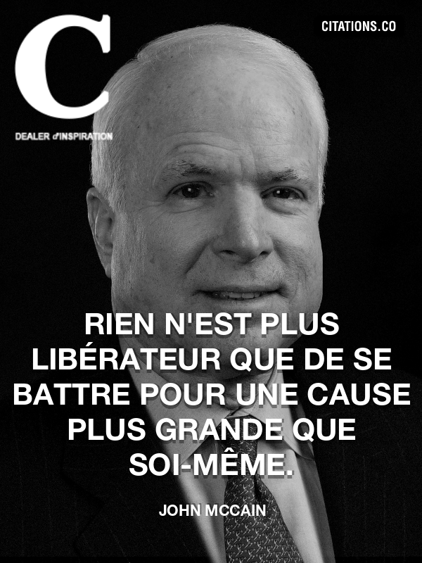 Citation de John McCain-5b2a5de481e39