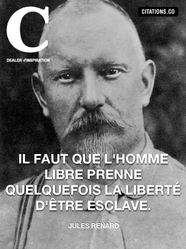 Citation De Jules Renard Citation N 8772