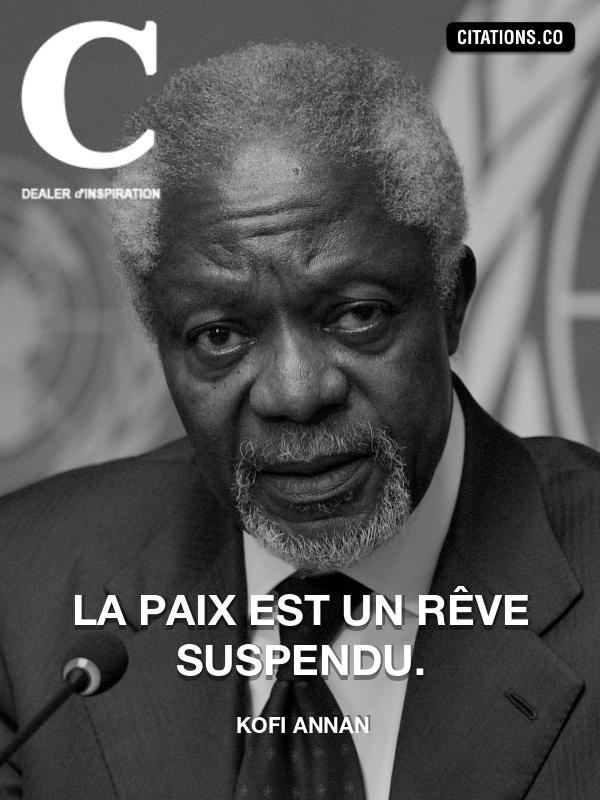 Citation De Kofi Annan Citation N 8872