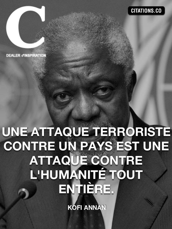 Citation De Kofi Annan Citation N 10582