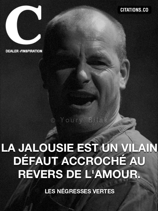 Citation De Les Négresses Vertes Citation N 4399