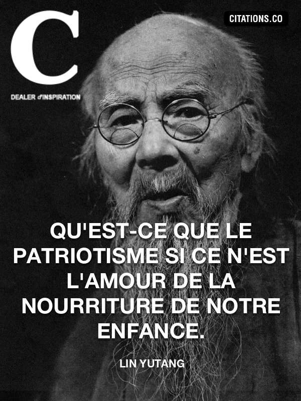 Citation de Lin Yutang-5a29e41258d27
