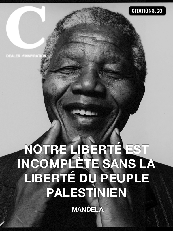 Citation de Mandela-21859200