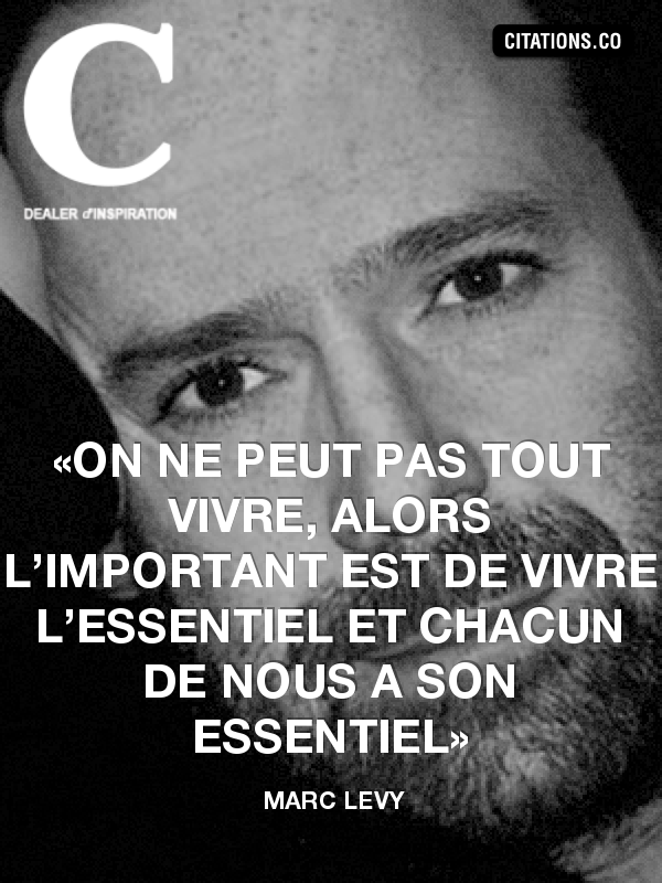 Citation de Marc Levy-98658