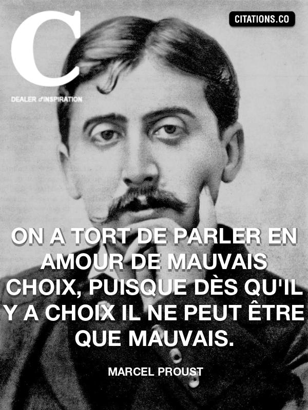 Citation De Marcel Proust Citation N 10619