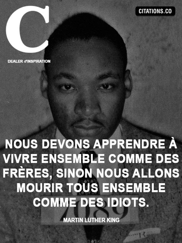 Citation de Martin Luther King-380207