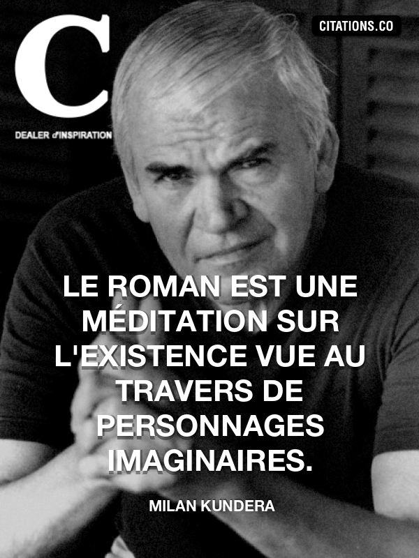Citation de Milan Kundera-5b0e924173b82