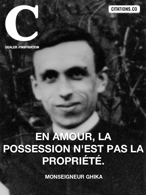 Citation de Monseigneur Ghika-5a5921d1a8455