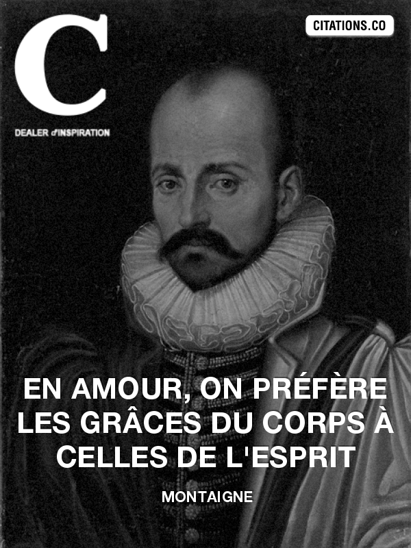 Citation de Montaigne-5026560