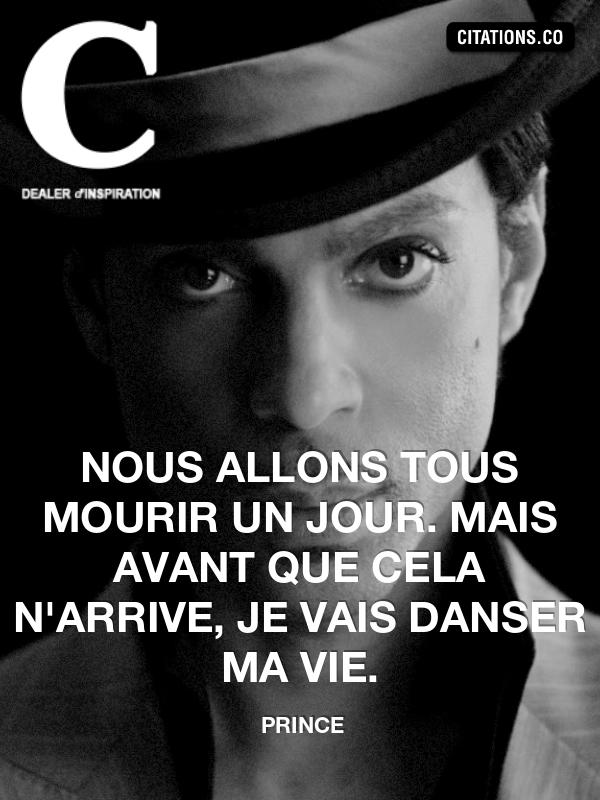 Citation De Prince Citation N 2958