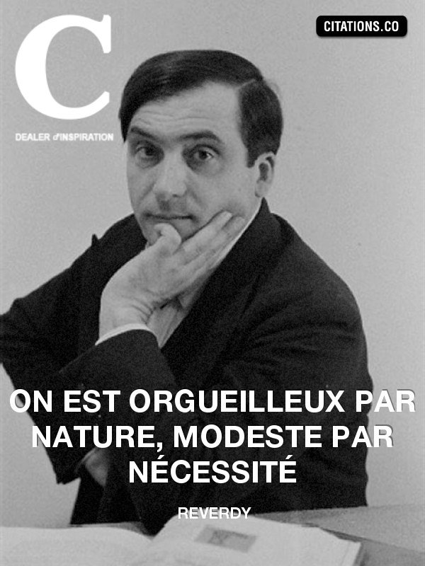 Citation de Reverdy
