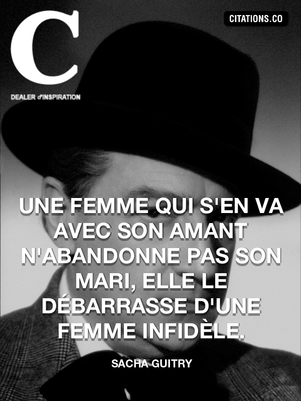 Citation de Sacha Guitry-5b2e8aa18603d